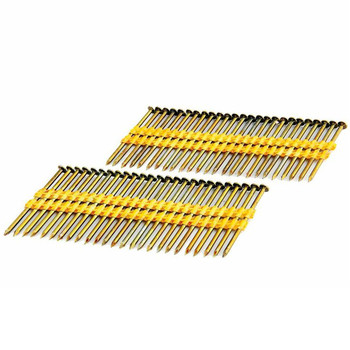 Freeman FR-113-238B 2-3/8 in. x 0.113 in. Smooth Shank Framing Nails (2,000-Pack)