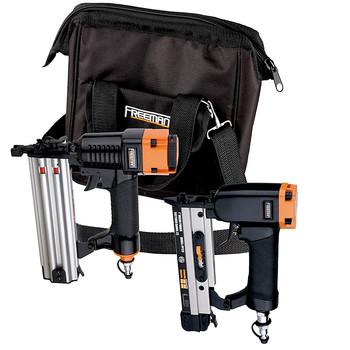 Freeman PPPBRCK Finishing and Trim Nailer 2-Tool Combo Kit