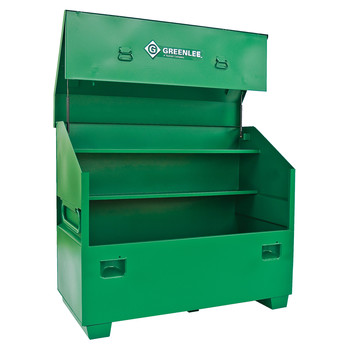 Picture of Greenlee 3660 44 cu-ft 60 x 30 x 36 in Slant Top Storage Box