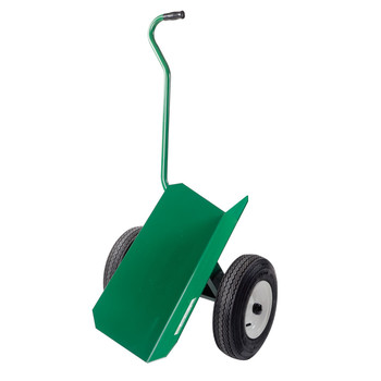 Greenlee 36745 20 in. Mobile Pipe Cart