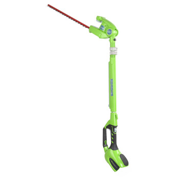 Greenworks 22342 40V G-MAX Cordless Lithium-Ion 20 in. XR Dual Action Hedge Trimmer (Bare Tool)