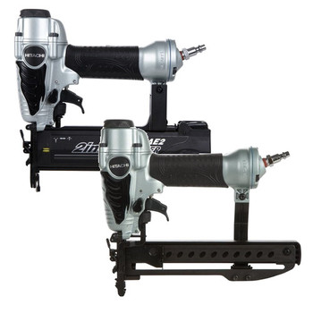 Hitachi KNT50-38 2-Piece Brad Nailer & Crown Stapler Combo Kit Sale $174.99 SKU: hitnknt50-38 ID# KNT50-38 :
