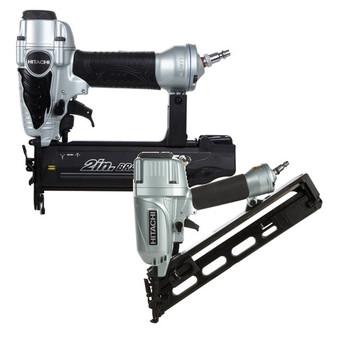 Hitachi KNT65-50 2-Piece Angled Finish Nailer & Brad Nailer Combo Kit Sale $238.97 SKU: hitnknt65-50 ID# KNT65-50 :