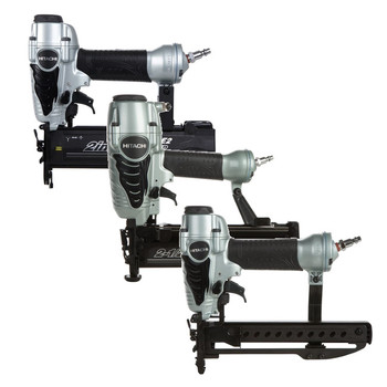Hitachi KNT65M-50-38 3-Piece Straight Finish Nailer, Brad Nailer & Crown Stapler Combo Kit Sale $317.99 SKU: hitnknt65m-50-38 ID# KNT65M-50-38 :