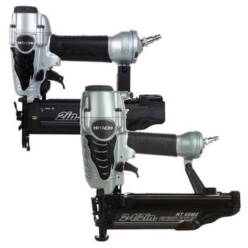 Hitachi KNT65M-50 2-Piece Straight Finish Nailer & Brad Nailer Combo Kit Sale $224.99 SKU: hitnknt65m-50 ID# KNT65M-50 :