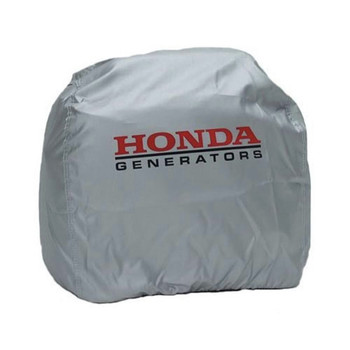Honda 08P57-Z07-00S EU2000 Series Generator Cover (Silver)