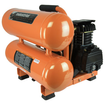 Industrial Air C042I 4 Gallon 135 PSI Oil-Lube Sidestack Air Compressor