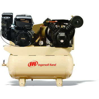 Ingersoll Rand 2475F14G Two-Stage Gas Powered Air Compressor, Kohler Engine, 14HP Sale $2317.99 SKU: ircn2475f14g ID# 2475F14G UPC# 663023116136 :
