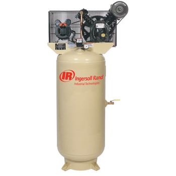 Ingersoll Rand 2475N7.5-P1 7.5HP 230/1 2475N7.5-P Two Stage Cast Iron Air Compressor Sale $2559.99 SKU: ircn2475n7.5-p1 ID# 2475N7.5-P1 UPC# 678384655231 :
