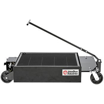 John Dow Industries LP5 25-Gallon Low-Profile Portable Oil Drain With Electric Evacuation Pump Sale $637.99 SKU: jdinlp5 ID# LP5 UPC# 602425050709 :