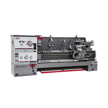 JET 321861 GH-2680ZH Lathe with Newall DP700