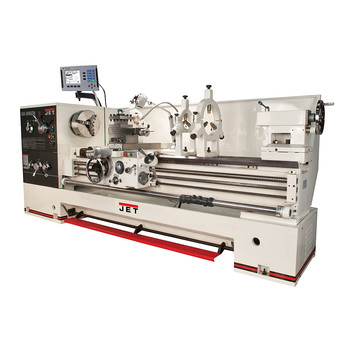 JET 321865 4-1/8 in. Lathe with ACU-RITE 200S DRO and Taper Attachment