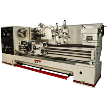 JET 321890 26 in. x 120 in. Geared Head Engine Lathe with 4-1/8 in. Spindle Bore