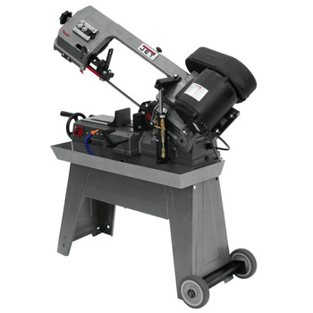 JET 414461 5 in. x 8 in. Horizontal Dry Band Saw 1/2 HP115V1-Phase