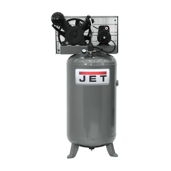 JET 506801 80 Gallon Vertical Air Compressor Sale $1799.00 SKU: jetn506801 ID# 506801 UPC# 731325468427 :