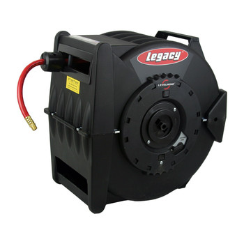Legacy Mfg. Co. L8305 Levelwind 3/8 in. x 50 ft. Air Hose Reel