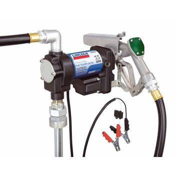 Lincoln Industrial 1550 12V DC Fuel Transfer Pump Sale $279.99 SKU: lnin1550 ID# 1550 UPC# 95992103174 :