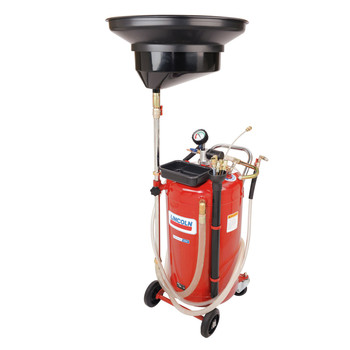 Lincoln Industrial 3639 Used Fluid Combo Drain/Evacuator Sale $589.99 SKU: lnin3639 ID# 3639 UPC# 95992103037 :