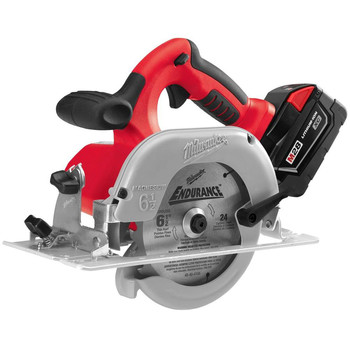 Milwaukee 0730-22 28V Cordless M28 Lithium-Ion 6-1/2 in. Circular Saw with Case