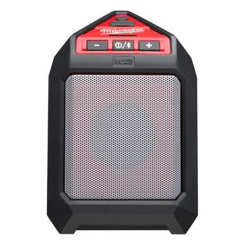 Milwaukee 2592-20 M12 12V Wireless Jobsite Speaker (Bare Tool)