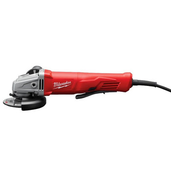 Milwaukee 6141-30 4-1/2 in. Small Angle Grinder Lock-On N/E