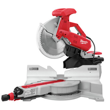 Milwaukee 6955-80 12 in. Dual-Bevel Sliding Compound Miter Saw