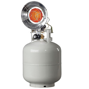Mr. Heater F242100 15,000 BTU Tank Top Infrared Propane Heater