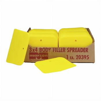 Marson 20395 Yellow Spreaders 3 x 4
