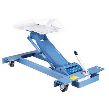 OTC Tools & Equipment 5019A 2,200 lb. Capacity Low-Lift Transmission Jack Sale $1657.99 SKU: otcn5019a ID# 5019A UPC# 731413041068 :