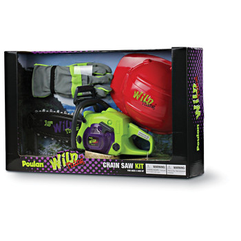 Poulan 581506801 Wild Thing Toy Chainsaw Kit