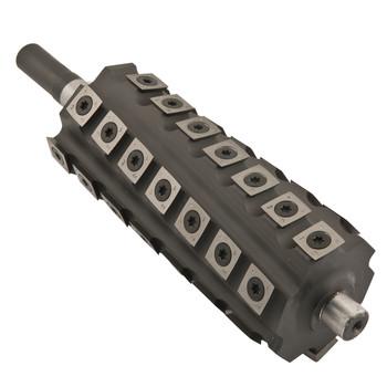 Powermatic 1791221-6 HH6 - 6 6 in. 6-Groove Helical Head