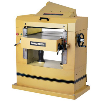 Powermatic 1791268 22 in. 3-Phase 7-1/2-Horsepower 230V Planer with Helical Cutterhead