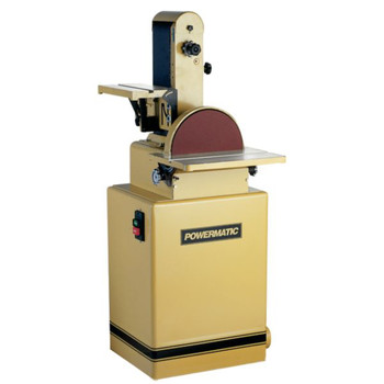 Powermatic 1791292K 12 in. 3-Phase 1-1/2-Horsepower 230/460V Belt/Disc Sander