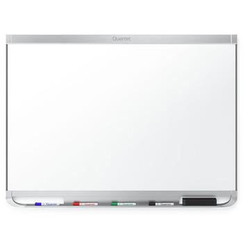 Quartet P558AP2 8 ft. x 4 ft. Prestige 2 DuraMax Porcelain Magnetic Whiteboard