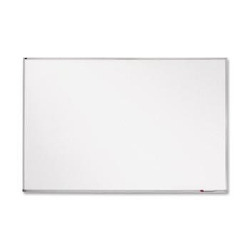 Quartet PPA406 4 ft. x 6 ft. Aluminum Frame Porcelain Magnetic Whiteboard