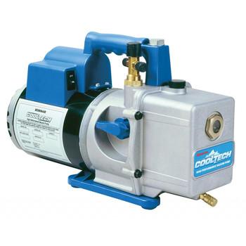 Robinair 15600 6 CFM Two-Stage Vacuum Pump Sale $329.99 SKU: rbnn15600 ID# 15600 UPC# 637335001220 :