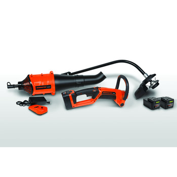 Remington 41AEC36C983 40V MAX Lithium-Ion String Trimmer and Blower Combo