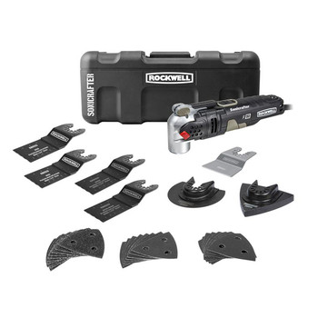 Rockwell RK5141K 4 Amp Sonicrafter 34-Piece Kit
