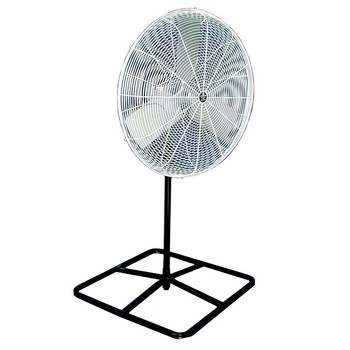 Schaefer 30PF 30 in. OSHA Compliant Pedestal Fan
