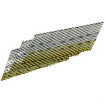SENCO DA15EPBN 15-Gauge 1-1/4 in. Bright Basic 34 Degree Finish Nails (4,000-Pack)