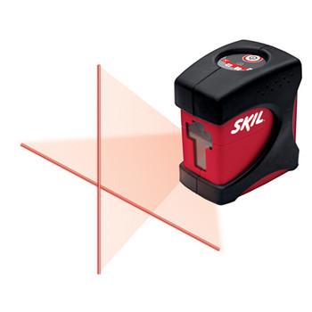 Skil 8201-CL Self-Leveling Cross-Line Laser