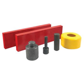 Sunex Tools 57KIT6 6-Piece Shop Press Accessory Kit