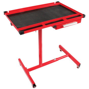 Sunex Tools 8019 Heavy-Duty Adjustable Work Table with Drawer
