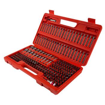 Sunex Tools 9729 208-Piece Master Bit Set
