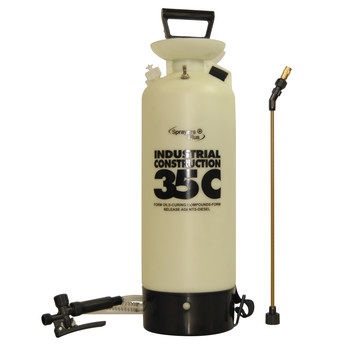 Sprayers Plus CS35C 3 Gallon Commercial Handheld Compression Sprayer
