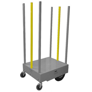 Saw Trax DMP 2-Piece 56 in. Dolly Max Vertical Posts