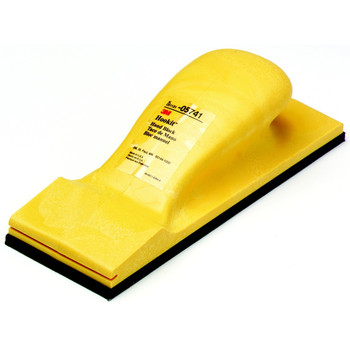 Picture of 3M 5741 Hookit Hand Block 2 34 in x 7 34 in