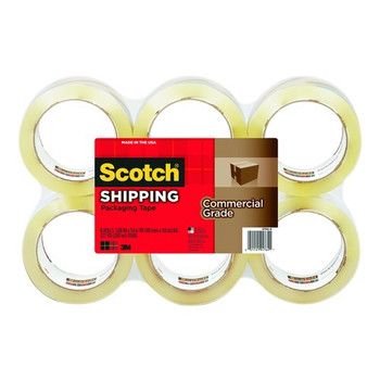 Picture of 3M 91764 Scotch Commercial Grade Packaging Tape
