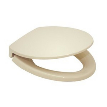 TOTO SS114-03 SoftClose Elongated Polypropylene Closed Front Toilet Seat & Cover (Bone)