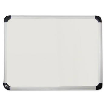 Universal One 43843 6 ft. x 4 ft. Porcelain Magnetic Dry Erase Whiteboard